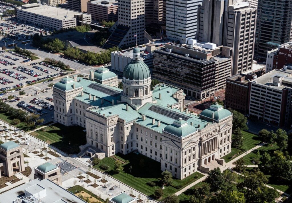 indiana state house loc