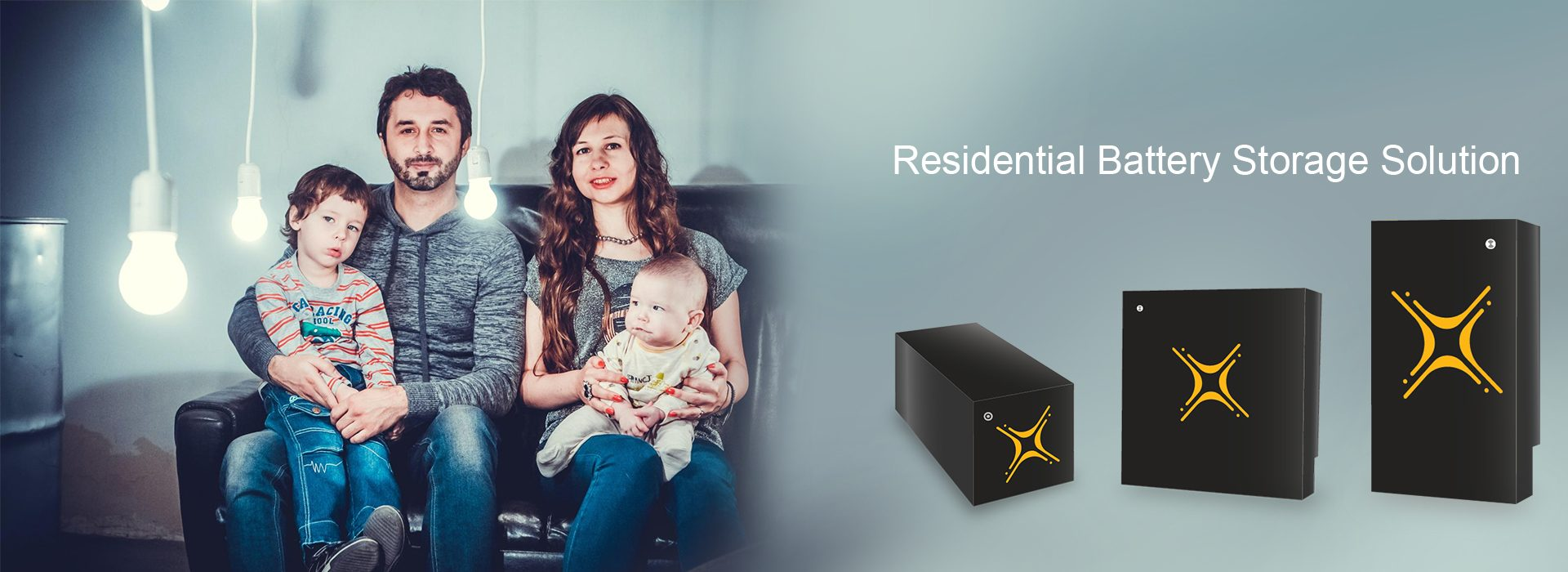 residential battery storage solution banner